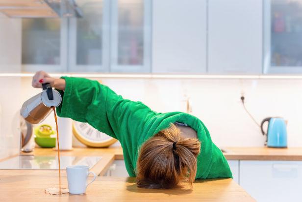 Jak překonat jarní únavu