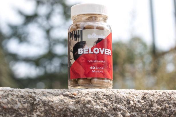 Belover - čistě přírodní řešení pro Vaši pohodu