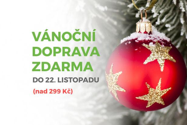 Vánoční doprava zdarma