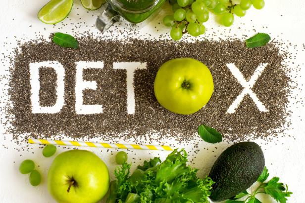 Pusťte se do detoxikace